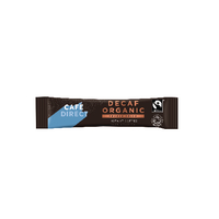 Cafedirect Fairtrade Decaffeinated Freeze Dried Instant Coffee Sticks (250 Pack) TWI41032