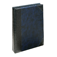 Image for Goldline A5 Blue Telephone Address Book DTAA5/BL