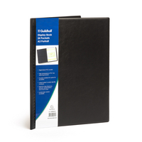 Image for Guildhall Black Display Book 24 Pockets A3 Portrait GDB24/P