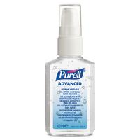 Purell Advanced Hygienic Hand Rub 60ml PERSONAL Issue Spray Pump (24 Pack) 9606-24-DEU00