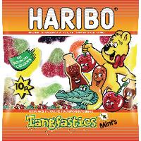 Haribo Tangfastics Small Bag (100 Pack) 73142