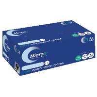 Image for Hand-Safe Blue Powder-Free Nitrile Examination Large Gloves (200 Pack) GN90