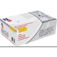 Image for HPC Healthline White Nitrile Examination Gloves Powder-Free Textured Medium (200 Pack) GN92