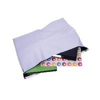 Strong Polythene Mailing Bag 595 x 430mm Opaque (100 Pack)