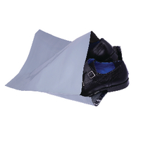 Polythene Mailing Bag Opaque Grey 335 x 430mm (500 Pack)