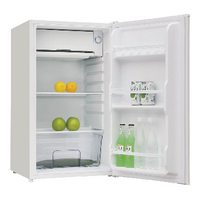 Igenix White Fridge With Icebox MTRR102A/H