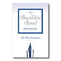 Basildon Bond Blue Envelope 95 x 143mm (200 Pack) 100080064