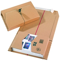 Image for Mailing Box 215x155x58mm (20 Pack) 11207