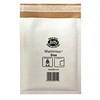 Image for Jiffy 220x320mm White Mailmiser Size 3 (10 Pack) 2222