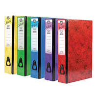 Image for Concord IXL Assorted Box Foolscap File (10 Pack) 264199