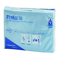 Image for Wypall X50 Blue Cleaning Cloths (50 Pack) 7441