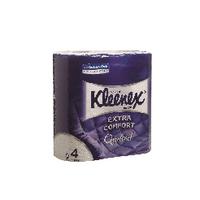 Kleenex Quilted Toilet Rolls (6 Pack) x4 Rolls 8484