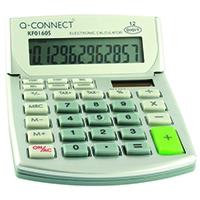 Image for Q-Connect Semi-Desktop Calculator 12-Digit