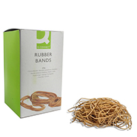 Image for Q-Connect 500g No. 35 Rubber Bands ( Pack of 500g Pack)