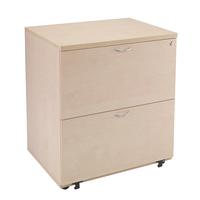 Image for Arista Maple Desk High Side Filer
