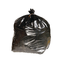 Black Heavy Duty Refuse Sack (200 Pack)