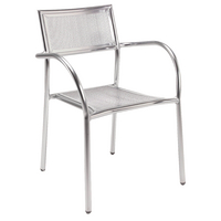 Image for Arista Aluminium Mesh Chair