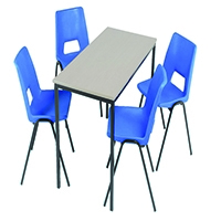 Image for Jemini 30 Chairs and 15 Tables 3-4 Years Class Pack