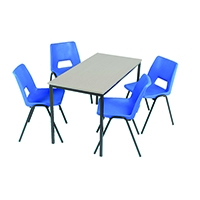Image for Jemini 30 Chairs and 15 Tables 6-8 Years Class Pack