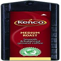Kenco Singles Medium Roast Coffee Refill Capsule (160 Pack) 53525