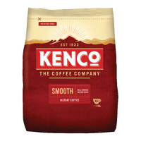 Kenco Smooth Freeze Dried Instant Coffee Refill 650g 924778