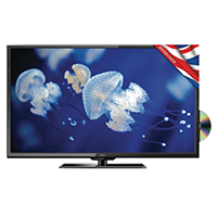 Image for Cello Black Full HD 40 inch LED TV With USB/DVD C40227FT2
