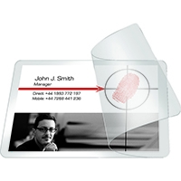 Image for Pelltech Self-Laminating Card 66x100mm (100 Pack) PLG25250
