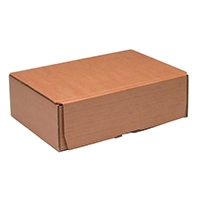 Image for Brown 250x175x80mm Mailing Box (20 Pack) 43383250