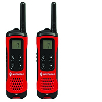 Image for Motorola TLKR T40 Consumer Two-Way Radio (2 Pack)