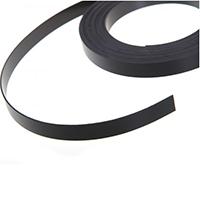Image for Nobo 10mm x 5m Black Magnetic Tape 1901131