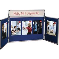 Image for Nobo Blue Mini Desktop Display Kit 35231470