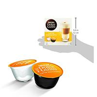 Nescafe Dolce Gusto Latte Macchiato Capsules (48 Pack) 12019858