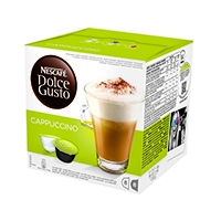 Nescafe Dolce Gusto Cappucino Capsules (48 Pack) 12019905