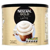 Nescafe Gold Instant Latte Sweetened 1kg 12314885