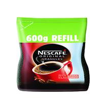 Nescafe Instant Coffee 600g Refill 12226526