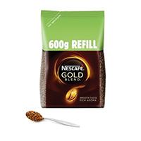 Nescafe Gold Blend Coffee 600g Pack 12226527