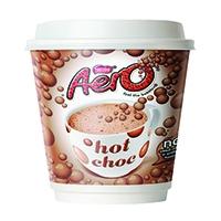 Nescafe & Go Aero Hot Chocolate (8 Pack) 12164125
