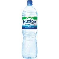 Buxton Still Mineral Water 1.5 Litre Plastic Bottles (6 Pack) 12020136