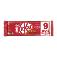 Nestle Milk Chocolate 2 Finger Kitkats (8 Pack) 12194722