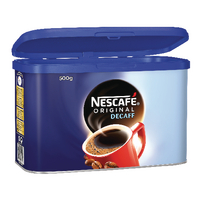 Nescafe Original Decaffeinated Instant Coffee 500g 12284100