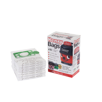 Numatic Vacuum Cleaner Bags for Henry Vacuum Cleaners (10 Pack) KNI1C