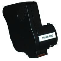 Image for Q-Connect Neopost Reman Red Franking Ink Cartridge 300206
