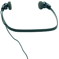 Image for Philips Deluxe Black Headset LFH0234