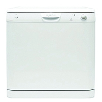 Free standing Dishwasher 60cm 12 Place A/AA White XD401W