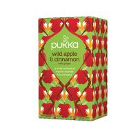 Pukka Wild Apple and Cinammon Tea (20 Pack) P5039
