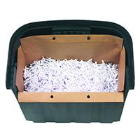 Image for Rexel Brown 23 Litre Shredder Bags (20 Pack) 2102247