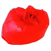 Red Refuse Sack 100g (200 Pack) CS003