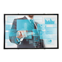 Image for Cleverboard 87in 16:10 Widescreen Interactive Whiteboard