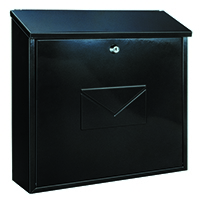 Image for Firenze Mail Box Black 371791