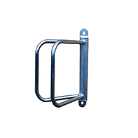 Image for Cycle Holder Wall Mounted 45 Degree 306936